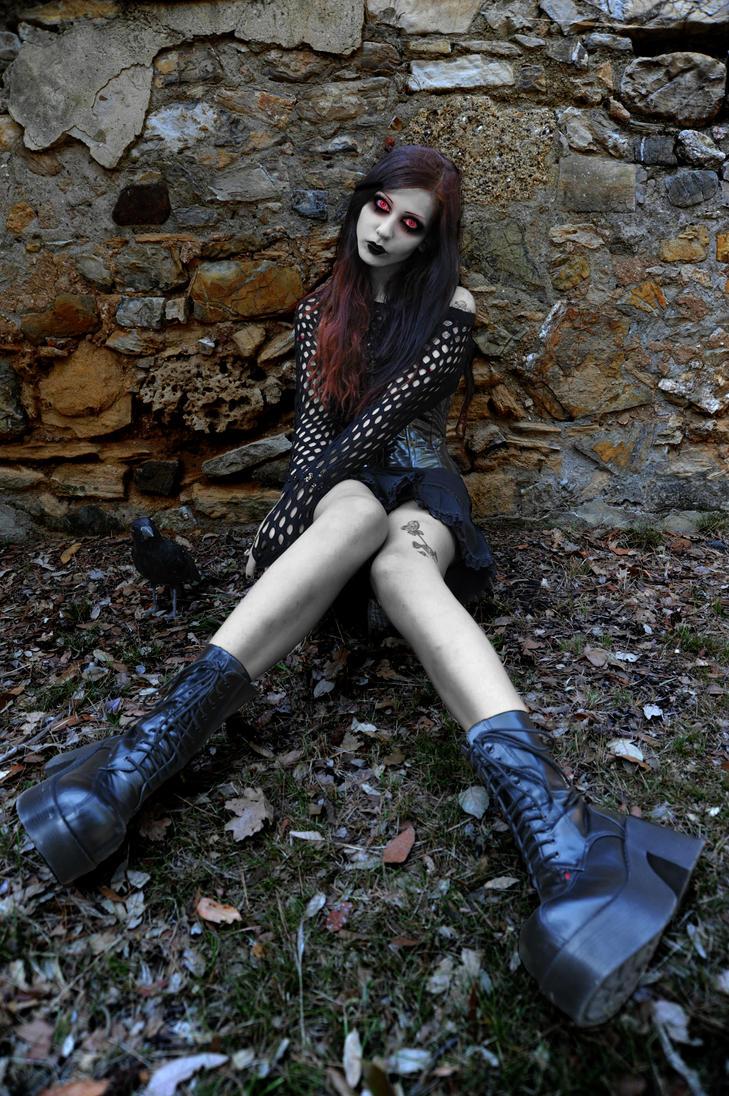 Gothic art porn