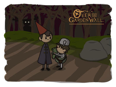 Over the Garden Wall by ArtBomber13
