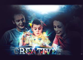 Creative. by passelanderomain