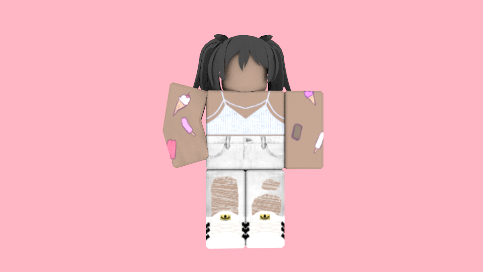 Aesthetic Roblox Girl Outfits 2020 Roblox Girls Wallpapers