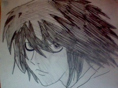 L.Lawliet by Yagami-Lawliet