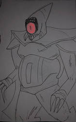 FD: Viro from Final Space (request) by WhiteKyurem2000