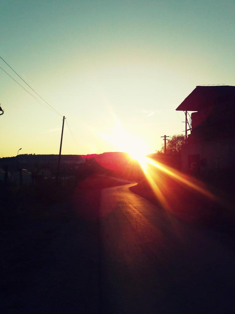 SUNSET by Nikoleta036