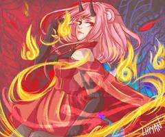 Kiru Demon Form by lihyan96
