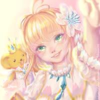 [FAN ART] CardCaptor Sakura FanArt by lihyan96