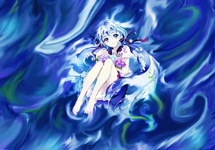 It's not a lake, It's an ocean!  by Aoi-Ushiromiya