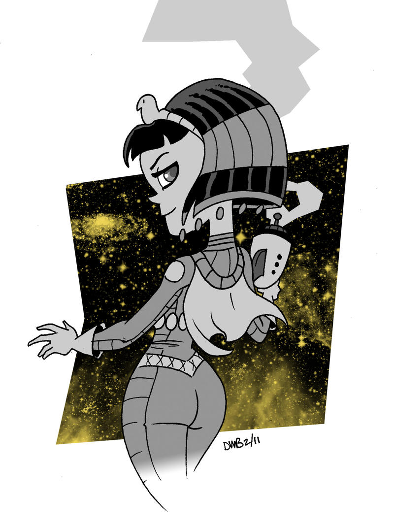 Cleo Fan Art by thecheckeredman
