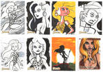 SHEENA sketchcards 03