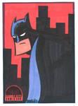 SCCC Batman sketch card