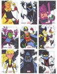 Marvel Universe Sketchcards 07