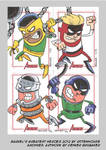 MGH2012 sketchcards 14