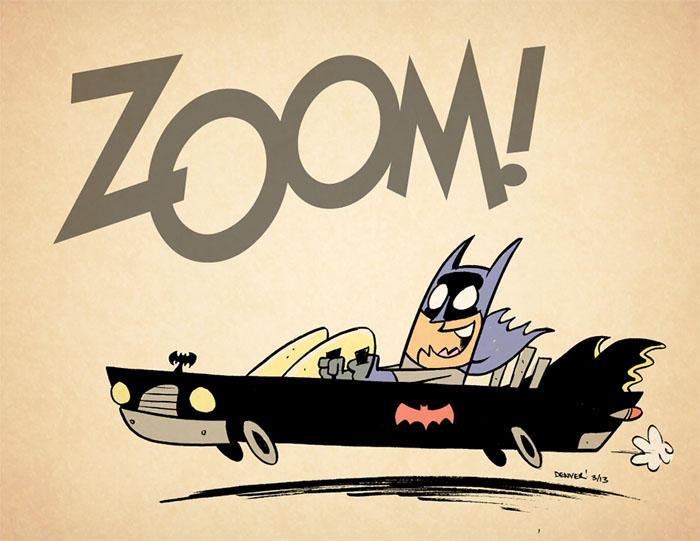 Batman Joyride!