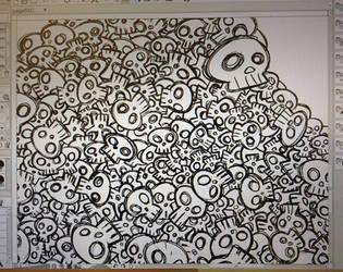 Skulls WIP