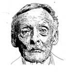 Albert Fish Stencil