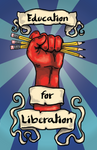 Education for Liberation poster