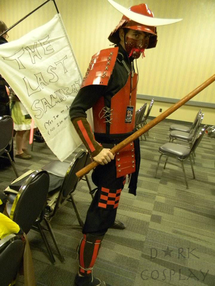 Samurai Armour Costume Samurai Armor By Darkstarcosplay