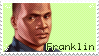 Franklin Clinton - Stamp by TamaraC-Other