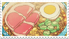 more anime food - Stamp by TamaraC-Other