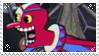 Beppi the Clown - Stamp by TamaraC-Other