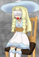 Lillie(Request) by Mrrestraint
