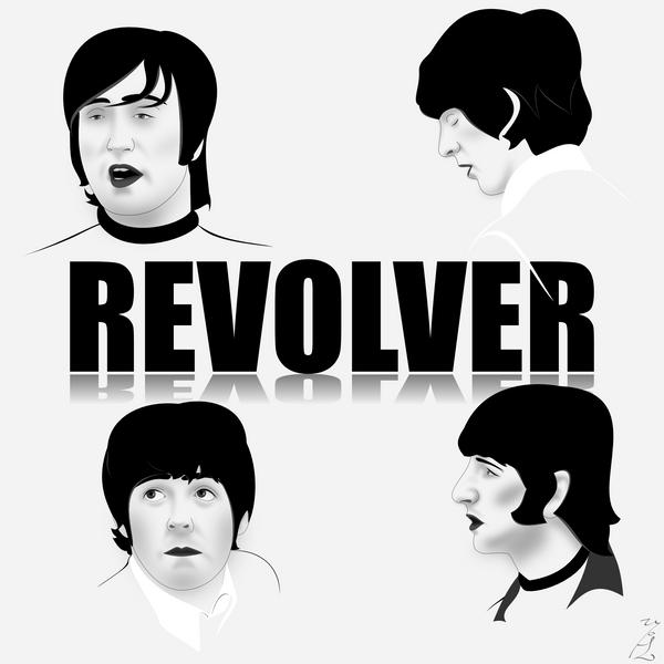 Revolver by FoolEcho