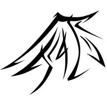 Tribal wing by SnowWolfRika