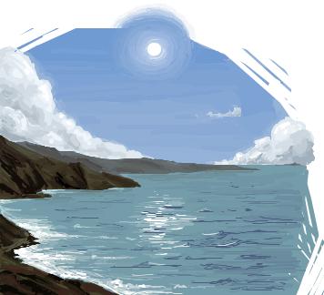 Coastline by Aeterniis