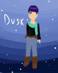 Dusk~ by BunnyBoo33