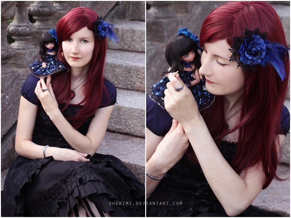 Dark Blue ID by sherimi
