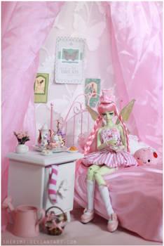 Little fairy's room