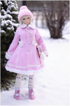 Pinky winter