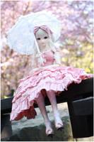 Cherry blossom dreams by sherimi