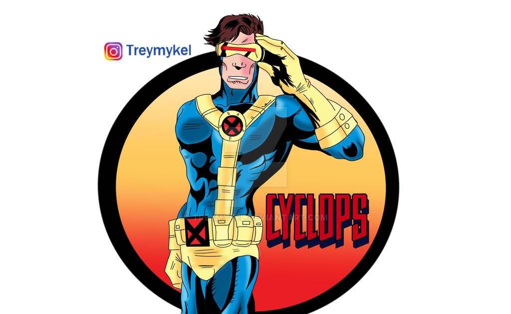 Cyclops by TreyMykel