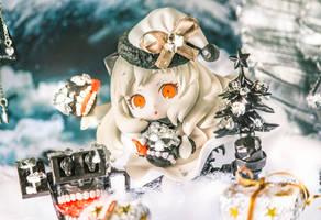 The Snow Princess by Wasabi78