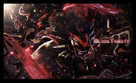 Bloodseeker By Justinijan On DeviantArt