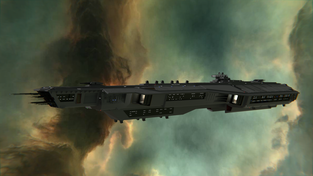 Cap Ship WIP by Swiddy