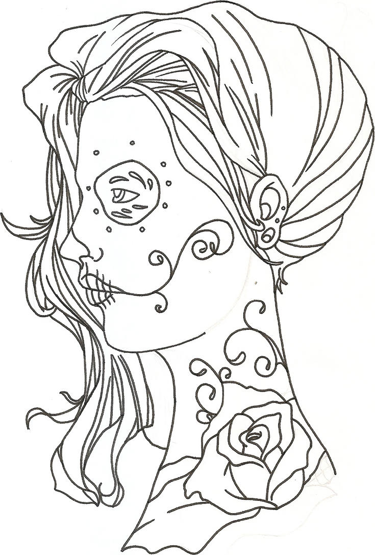 Large Coloring Pictures Of Chucky Coloring Pages