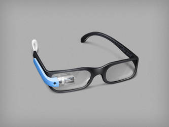 Google Glasses by aha-soft-icons