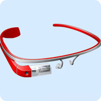 Google Glass by aha-soft-icons