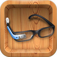 iGoogleGlasses by aha-soft-icons