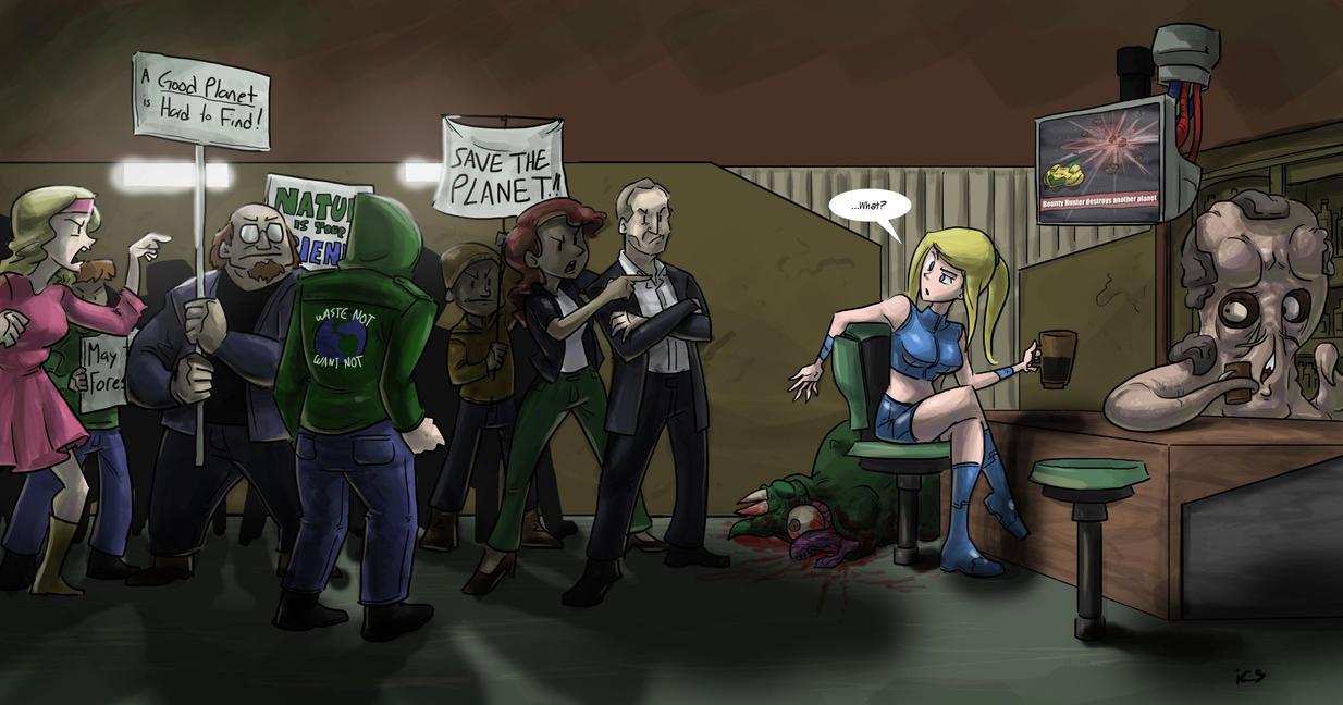 Greenpeace by tran4of3