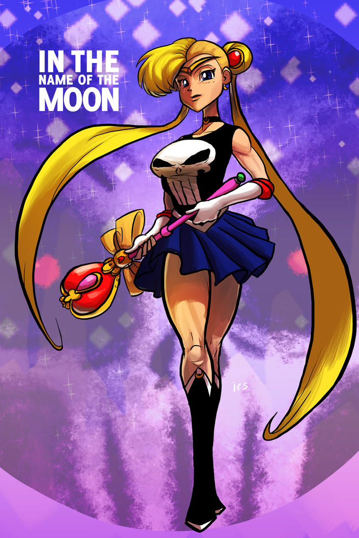Sailor Moon - In the name of the moon... by tran4of3