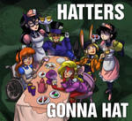 CMSN - Mad Hatter's Party