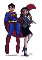 SupermanClark63 sml by tran4of3
