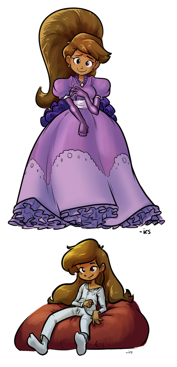 Best Princess by tran4of3