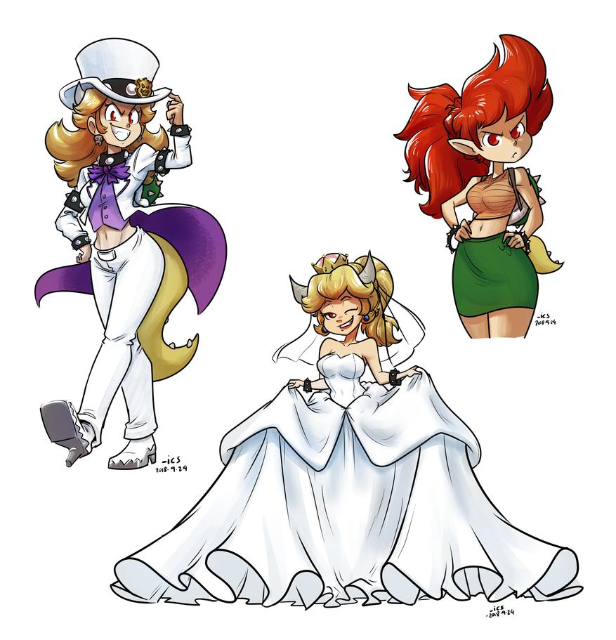 PrincessKs by tran4of3