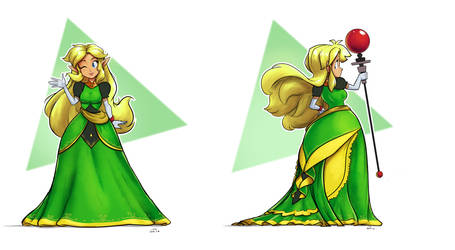 LinkDressUp by tran4of3