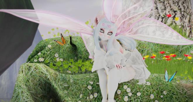 Agatha fairy. by CrujishNicov