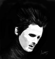 Matthew Bellamy by Kogeck