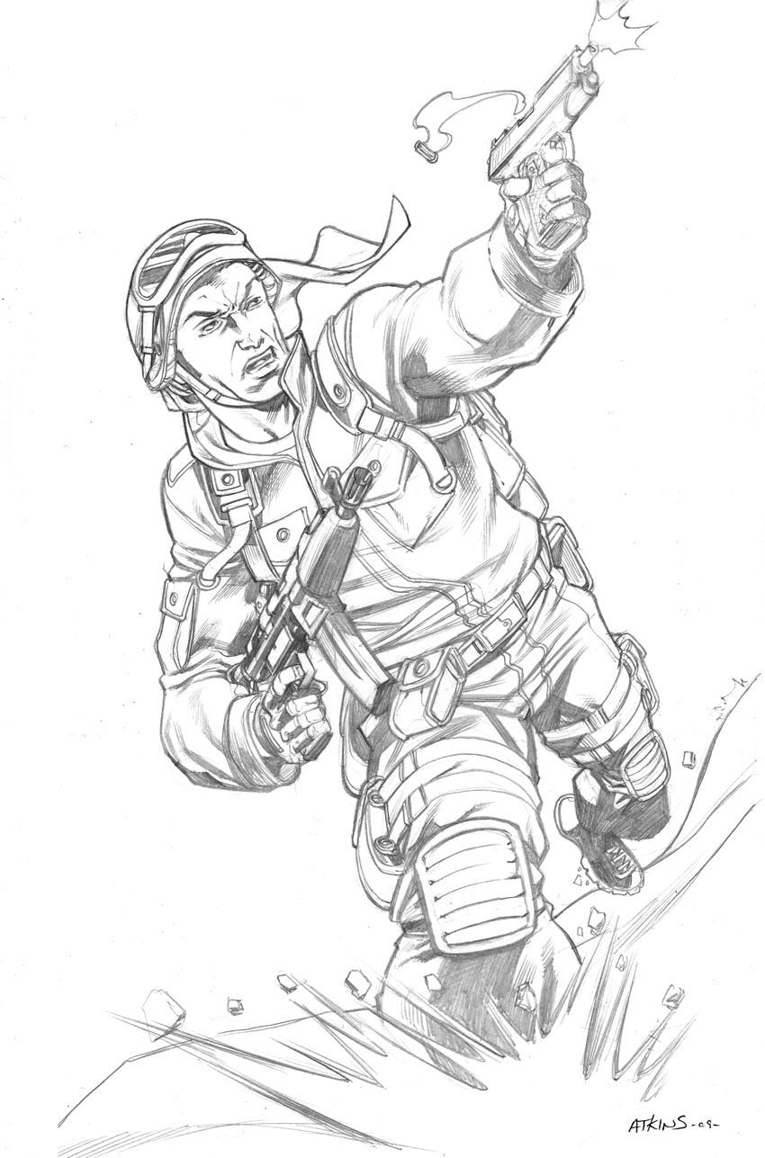 Dusty gi joe by robertatkins on deviantart for Gi joe coloring pages
